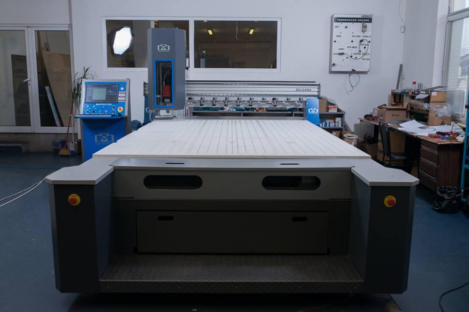 НОВ CNC рутер - картинка 4