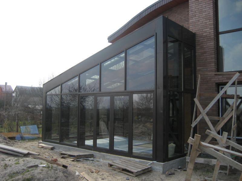 Зимни градини и покривни конструкции - картинка 2