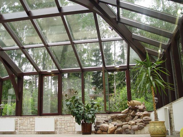 Зимни градини и покривни конструкции - картинка 3