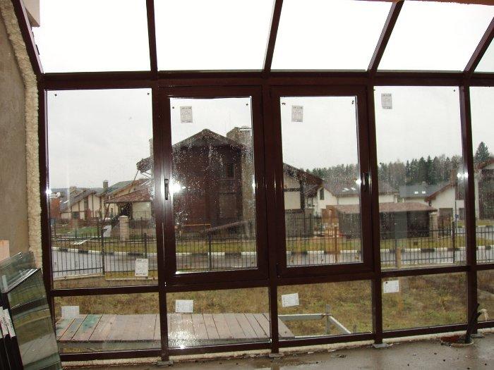Зимни градини и покривни конструкции - картинка 4