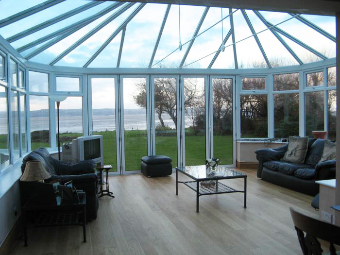 Зимни градини и покривни конструкции - картинка 5
