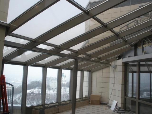 Зимни градини и покривни конструкции - картинка 7
