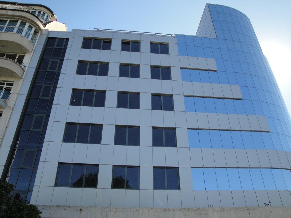 Структурна окачена фасада - Обект Бигла