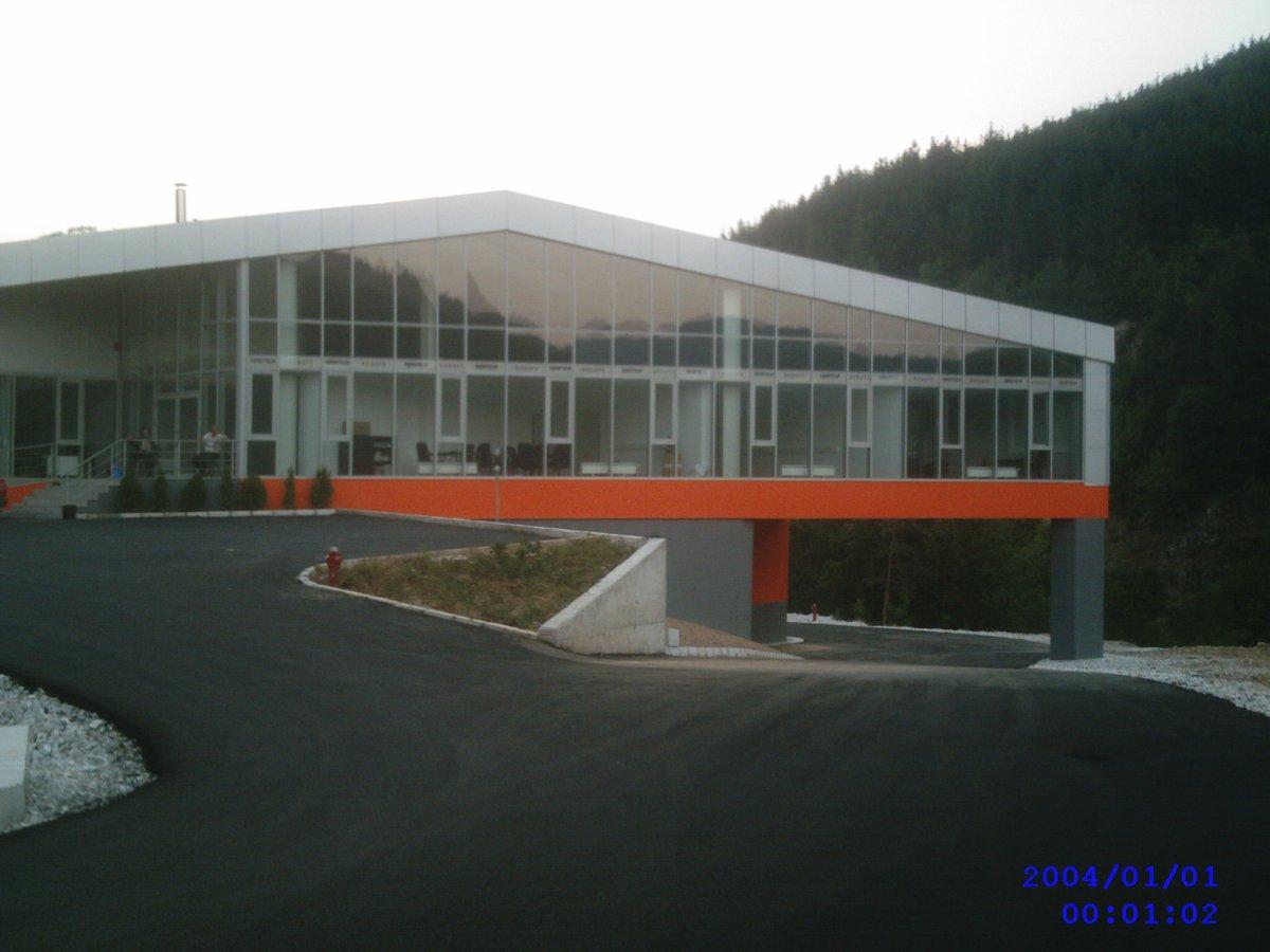Шивашка фабрика Мадан