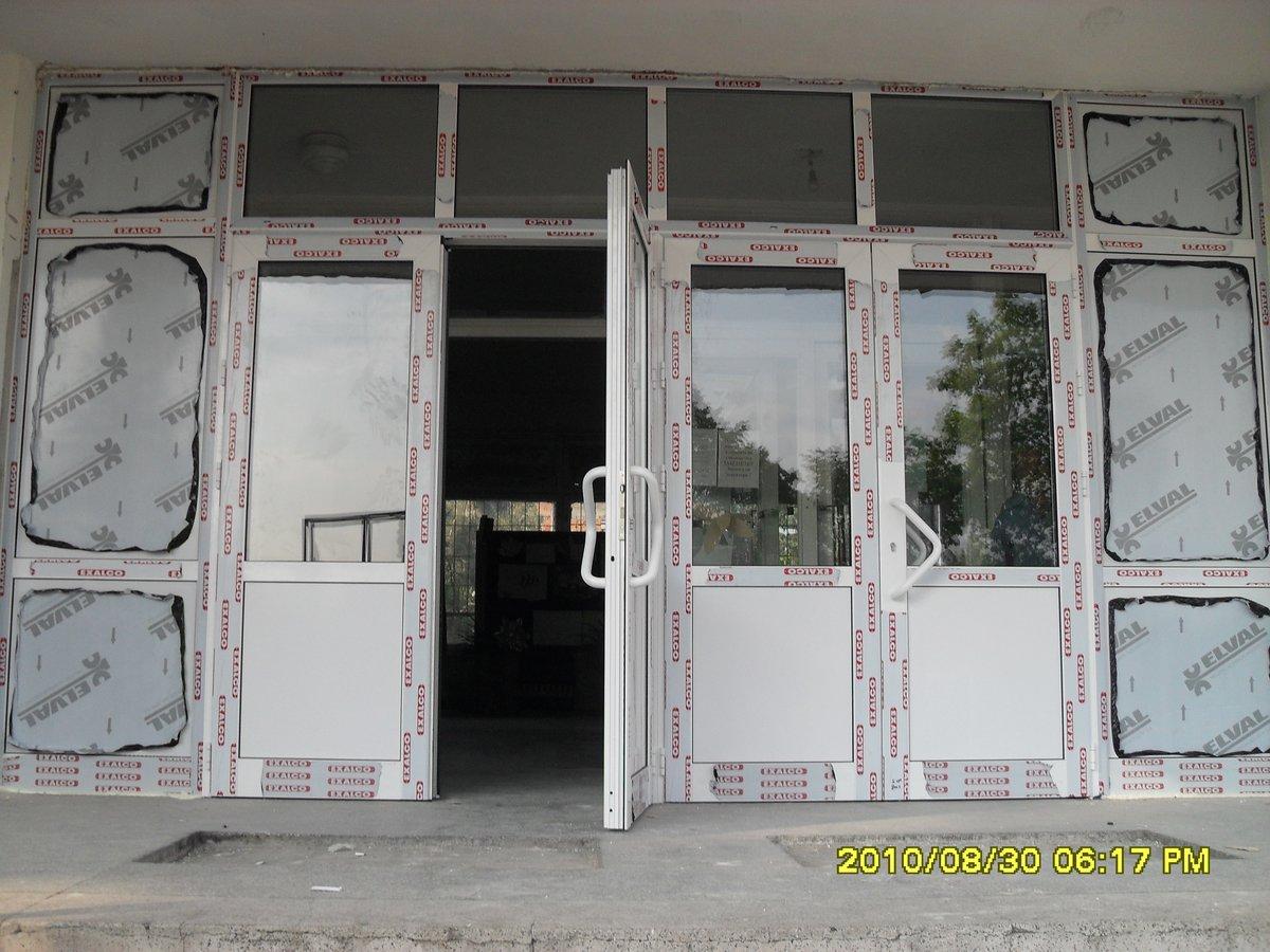 Волуяк – Алуминиева дограма Албио 109, Ексалко